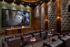 contemporary media room decorating arrangement idea. Gorgeous Recliner Covers In Home Theater Traditional With Shutter Drapes  Next To Small Design Contemporary Media Room Decorating Arrangement Idea G