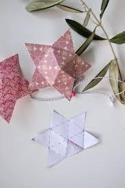 Sterne Falten Falten Origami Sterne Cash Basteln