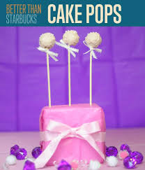 How To Make Cake Pops Diy Projects Craft Ideas How Tos For Home