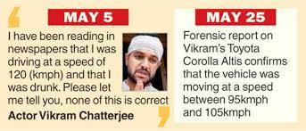 Report Nails Vikram Car Speed