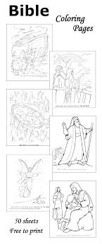 Christmas Coloring Pages For Sunday School Printable School Coloring
