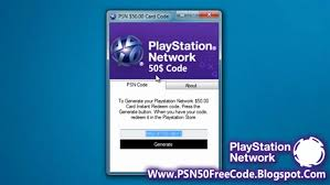 how to get playstation network card free