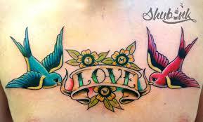 ласточка тату значение влюбленность независимость и успех