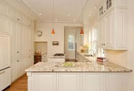 elegant l shaped kitchen