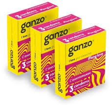 Купить <b>Презервативы Ganzo Long</b> Love (3 уп. по 3 шт.) по низкой ...