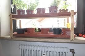 Kräuterregal Für Fensterbank Bauanleitung Zum Selberbauen 1 2 Do