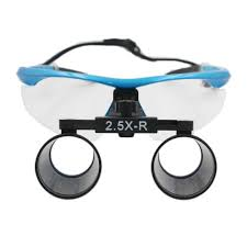 Cheap Dental Loupes With Light Dental Loupes 2 5x R Surgical Glasses With Led Head Light