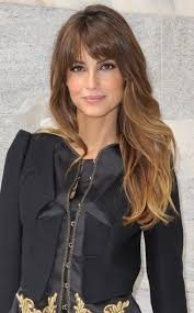 Long Hairstyle Images short hairstyles for oval faces with wavy hair perfect bangs 4448 by stevesalt.us