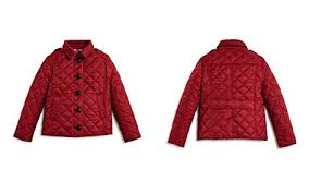Burberry Brit Jacket | Bloomingdale's & Burberry Girls' Diamond Quilted Jacket - Little Kid, Big Kid -  Bloomingdale's_2 Adamdwight.com