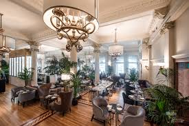 Lobby Lounge  Chic and sophisticated, home of world renowned Tea at the  Empress as
