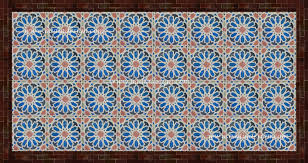 Moroccan Bathroom Tile Moroccan Hand Painted Tiles Moroccan Tiles Los Angeles