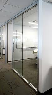 Office glass door glazed Frameless Litespace Aluminum Framed Butt Glazed Office Glass Sidelite Spaceworks Aijpg Optima Partitioning Litespace Gallery Spaceworks Ai