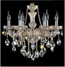 us 136 17 modern luxury crystal lamp chandeliers lighting l