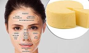 Acne Placement Chart Face Map Your Acne To Reveal What The Position Of Your