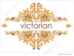 Signboard Template Victorian Signboard Template Illustration