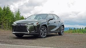 Lexus Suv Size Chart 2019 Lexus Ux 200 And Ux 250h Reviews Price Specs