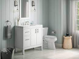 K R81107 Asb Rubicon 36 Vanity With Top And Sink Kohler