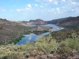 Lake Pleasant Az Depth Chart Canyon Lake Arizona Wikipedia