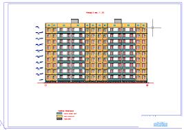 Курсовой проект Односекционный ти этажный квартирный дом  Курсовой проект Односекционный 9 ти этажный 72 квартирный дом