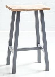 oak stool contemporary grey natural oak sy carved wooden breakfast bar seat stool oak furniture legs