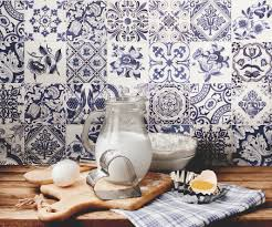 good blue and white kitchen tiles on kitchen with 7 14320 simply