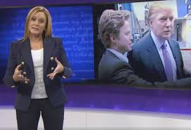 Samantha Bee Takes Down Leering Dildo Donald Trump Like a Bitch