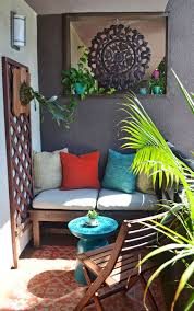 furniture for small balcony. Small Balcony Furniture And Decor Ideas (70) For F