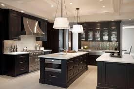 stunning kitchen ideas dark cabinets in inspiration decor attractive kitchen ideas black cabinets n33 cabinets