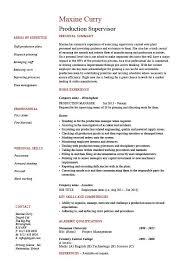 Sample Resumes For Supervisor Position Hvac Cover Letter Sample