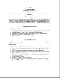 Manufacturing Resume Templates Delectable Manufacturing Job Resume Manufacturing Resume Templates