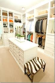 girly walk in closet design. Big Girly Walk In Closet Spacious With A Dresser Middle . Design