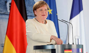 Angela dorothea merkel (born july 17, 1954) was elected in march 2018 to her fourth term as the chancellor of germany, the top position for a broad coalition government. Angela Merkel The Right Leader At The Right Time Eurotopics Net