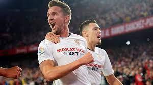 Luuk de Jong match winner in Sevilla's derby, De Ligt wins with Juventus -  Teller Report