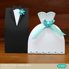 These boxes are so simple to put together, and they each hold a few  chocolate kisses or other similar sized candies. You can keep them simple  or add lots of ...