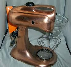gold kitchenaid mixer rose gold mixer copper mixer 3 c copper mixer bed bath and beyond
