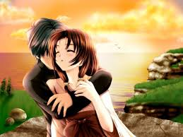 Romantic Anime Couples Wallpapers - Top ...
