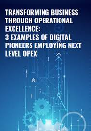 Operational Excellence Example Transforming Business Through Operational Excellence 3