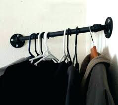 wall mounted garment rack wall mounted clothes hangers wall mounted clothing rack image result for industrial wall mounted garment rack