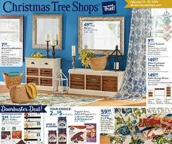 Christmas Tree Shops Circular April 15  30 2017  Httpwww The Christmas Tree Store Flyer