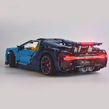 Lego Bugatti Chiron Light Kit Installation Usb Led Lighting Light Kit Only For Lego Technic 42083