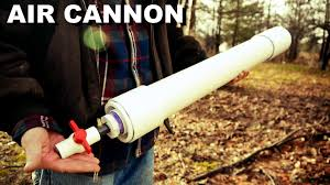 how to make a powerful coaxial piston cannon from hardware parts