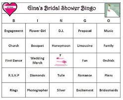 Wedding Bingo Words Custom Bridal Shower Game Bingo Wedding Words Very Fun