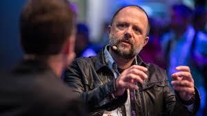 Meeting Sound Editor James Mather at IBC 2015