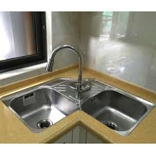 stainless steel sinks for sale. Interesting Sale Stainless Steel Double Bowls Kitchen Corner Sinks No Faucet With For Sale I
