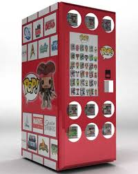 "Pop Vending Machine Awesome Action Figure Insider The ""POP Shop"" On Indiegogo"