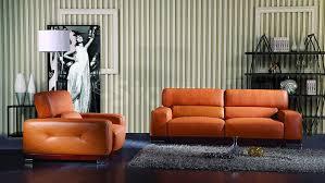 Grand Orange Living Room Furniture EBBE16