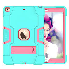 Baby Safe <b>Heavy Duty Silicone Case For</b> Apple iPad 10.2 2019 iPad ...