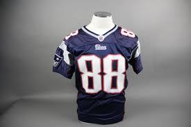 Fauria Used Jersey worn - Used Game Christian Patriots Memorabilia febbfeff|NFL Football Trivia
