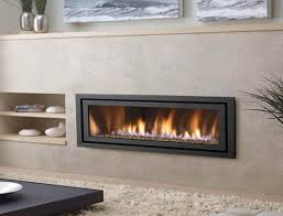 vent free propane fireplace inserfireplace ventless white black color line fire modern design fireplace