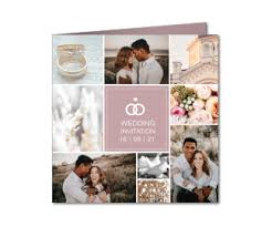 collage wedding invitations photo wedding invitations planet cards co uk